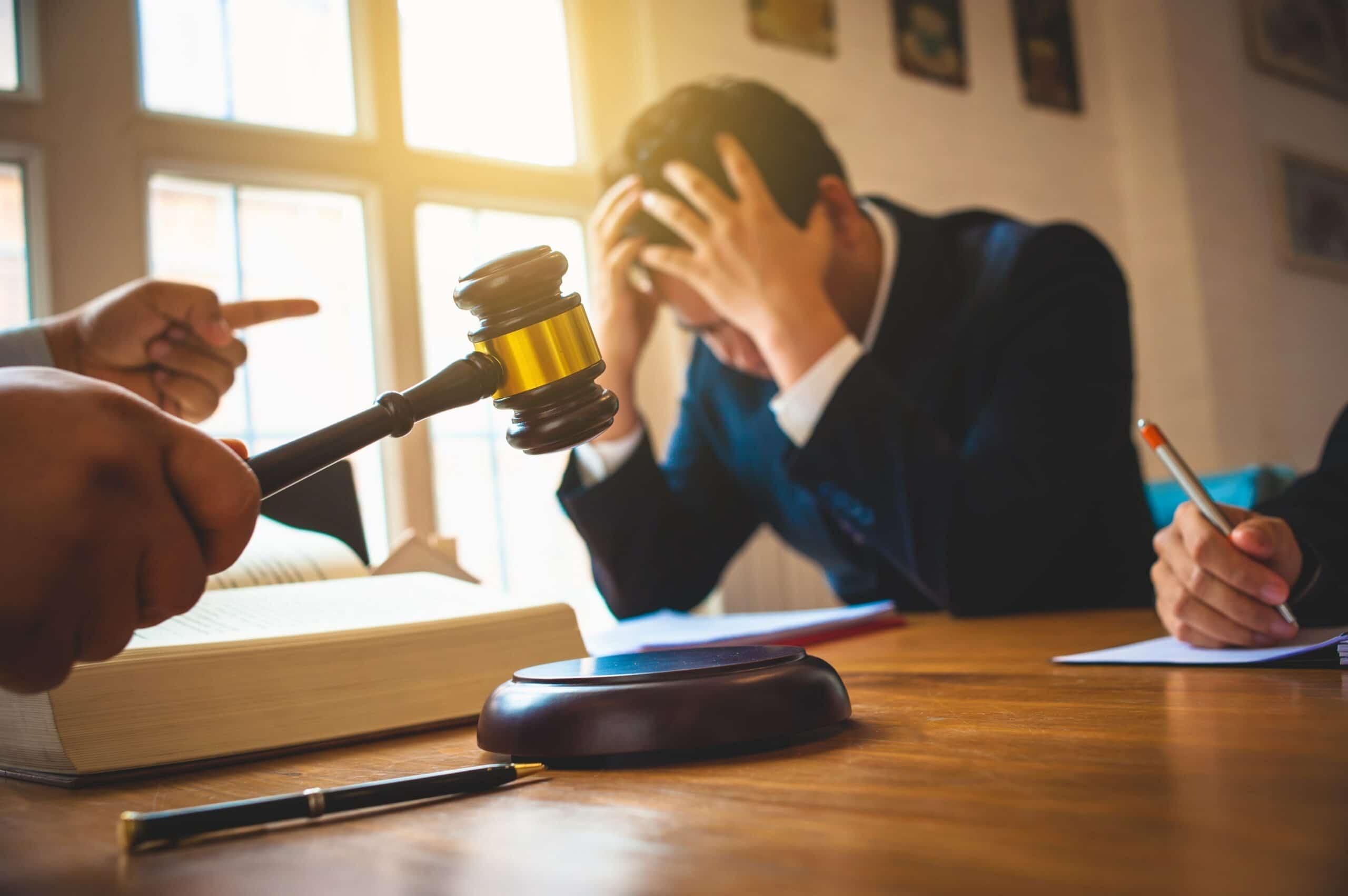 Rechtswirksamkeit vor Gericht